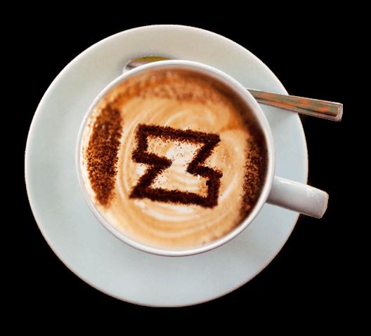 Een kop koffie