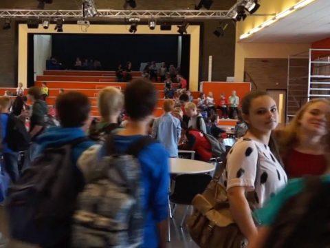 plaatje van Stedelijk Gymnasium Nijmegen