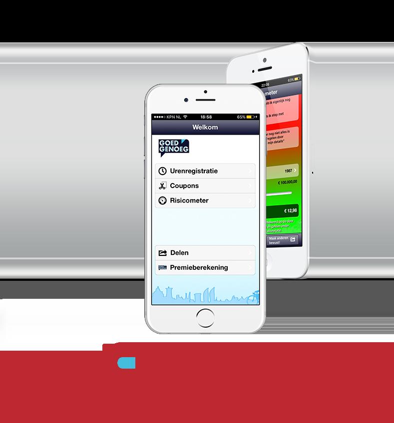 Achmea ZZP Goed Genoeg app