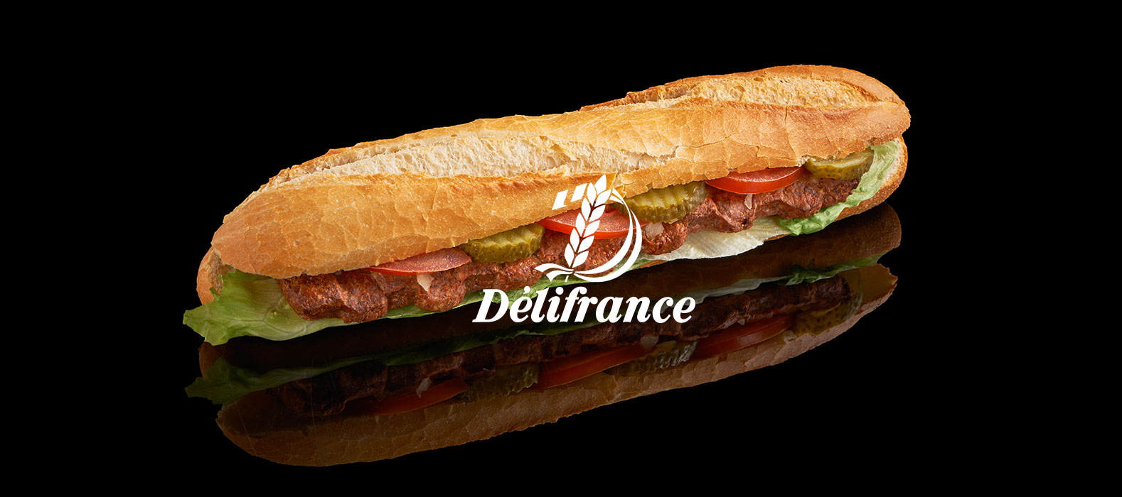 Een fraai plaatje bij Delifrance