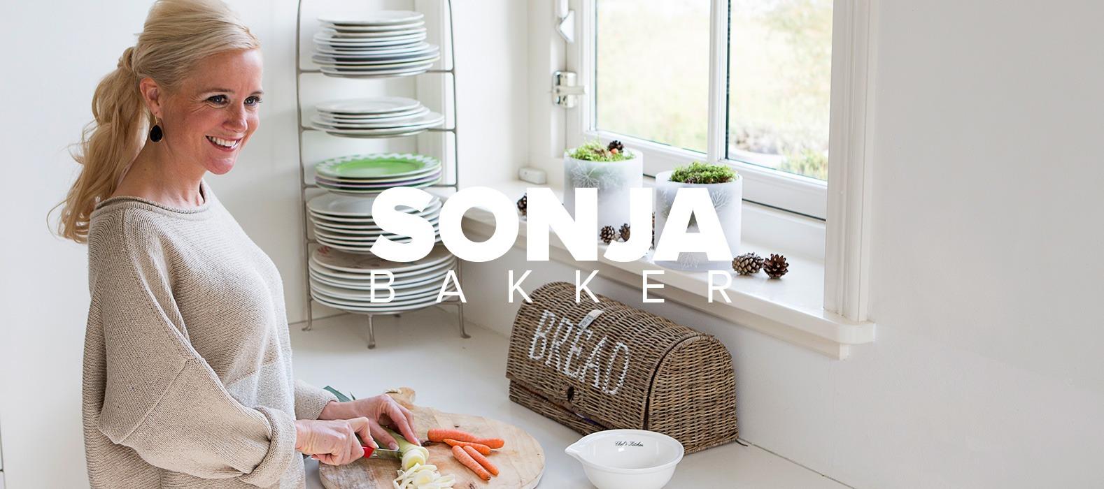 Een fraai plaatje bij Sonja Bakker