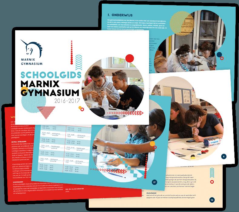Marnix Gymnasium Rotterdam schoolgids