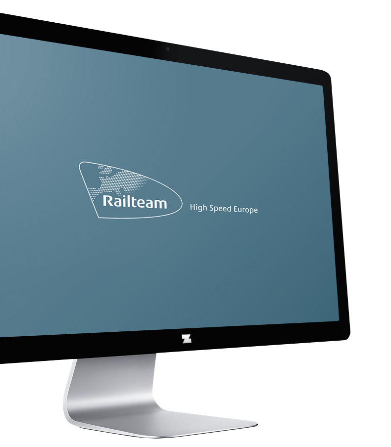 Railteam corporate identity
