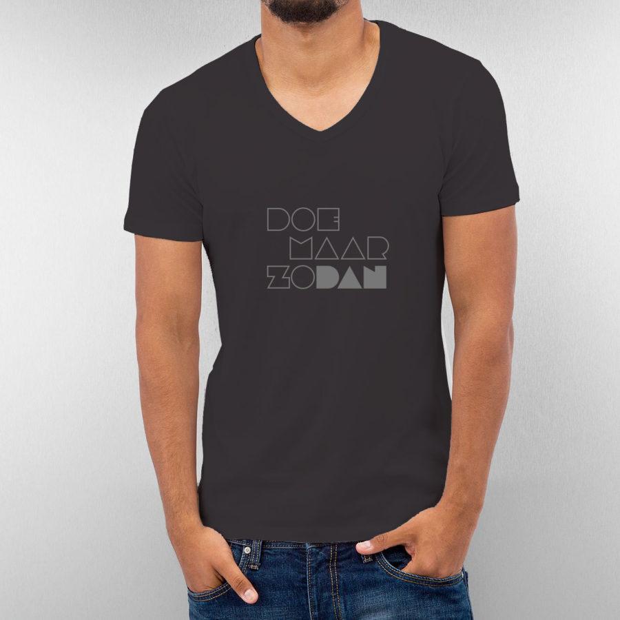 Doe maar Zodan t-shirt