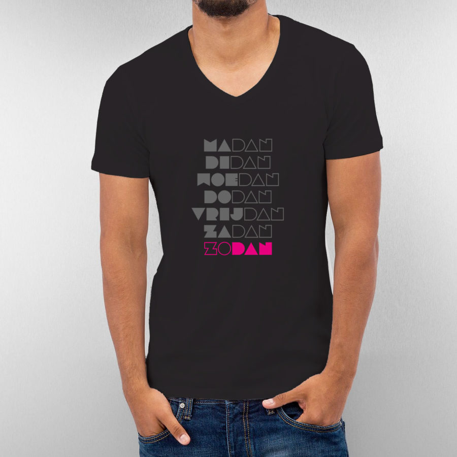t-shirt madiwoedovrijzazo